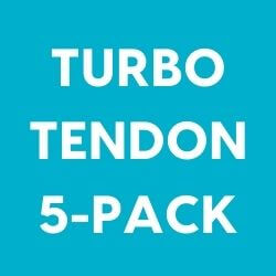 Turbo Tendon Dog Chew