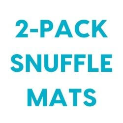Snuffle Mat 2-Pack (10% Off)