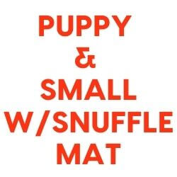 Puppy and Small Dog New Favorites + Snuffle Pack