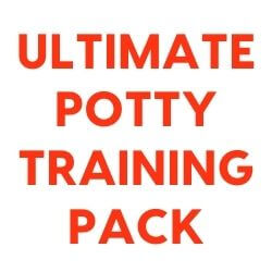 Ultimate Potty Training Pack