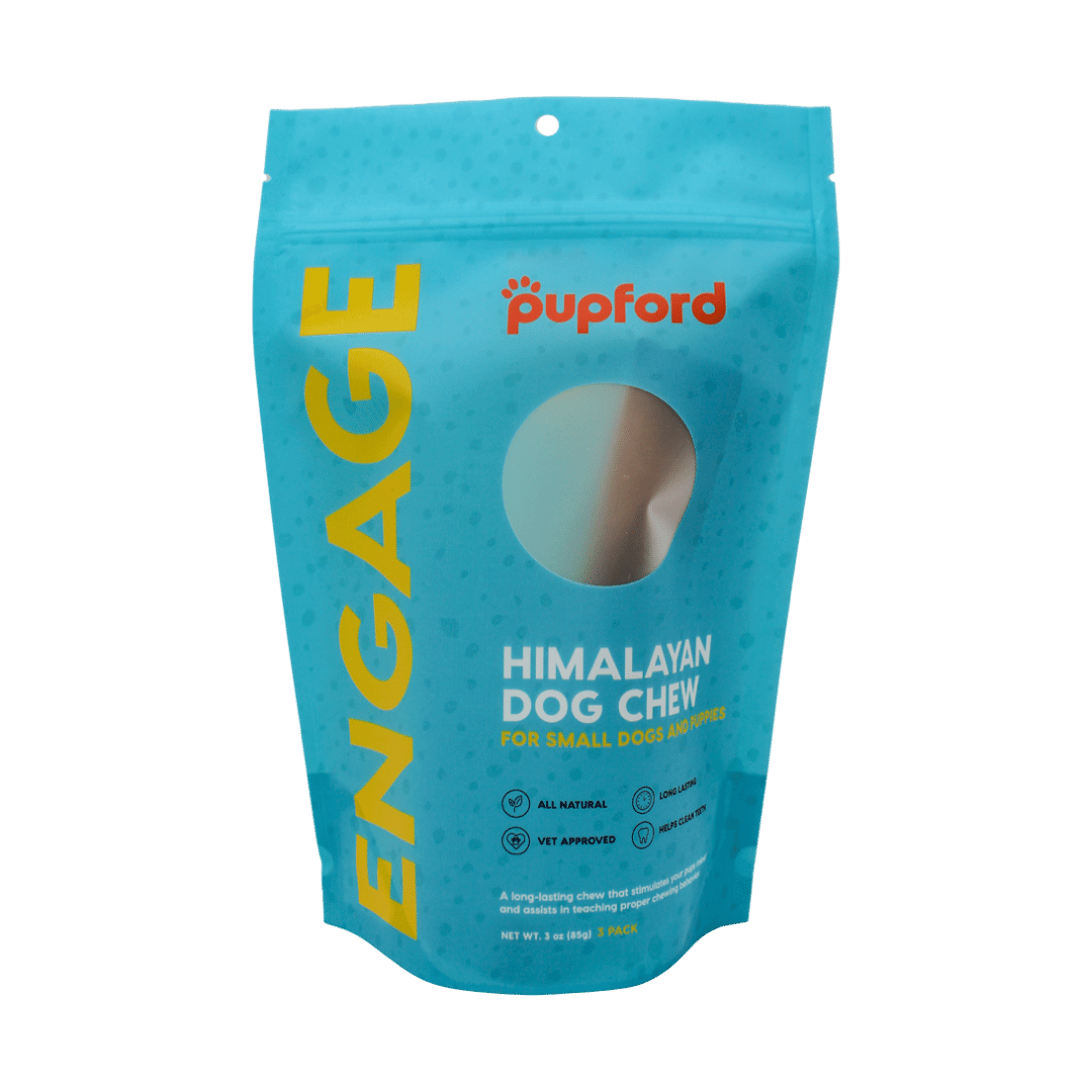 himalayan dog chew for small dogs and puppies 3 pack | Pupford