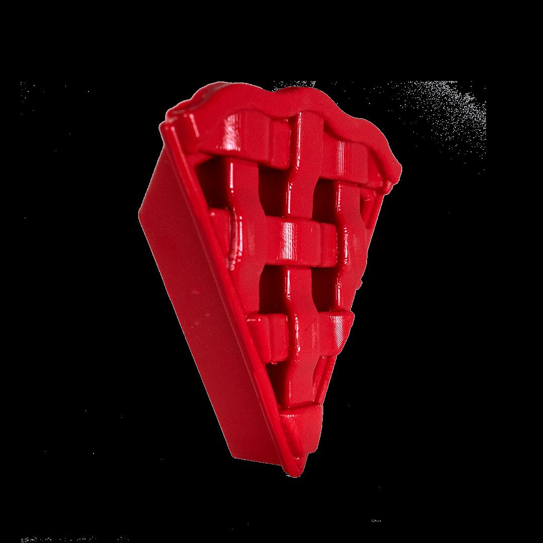 cherry pie enrichment chew toy | Pupford