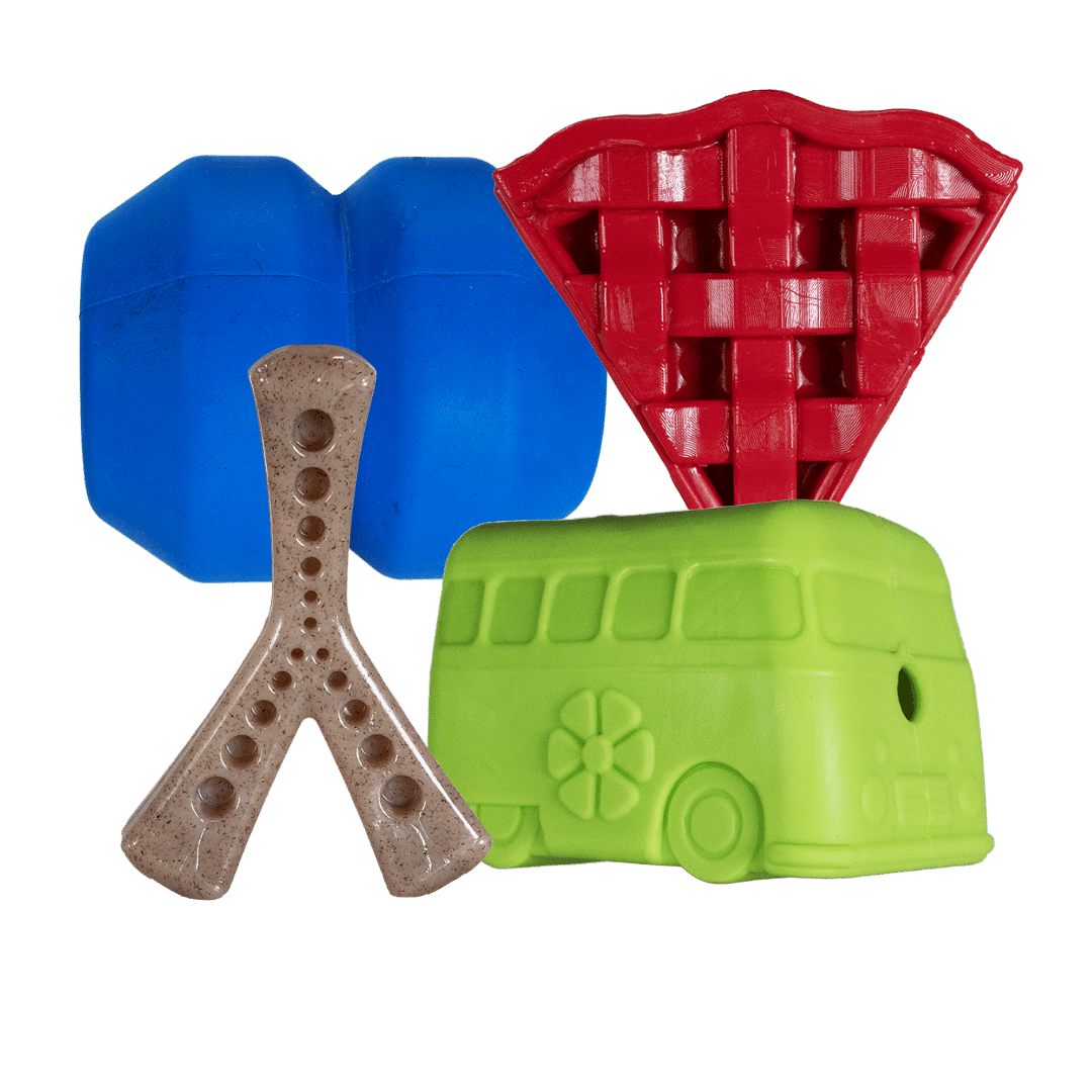 sodapup enrichment chew toy pack | Pupford