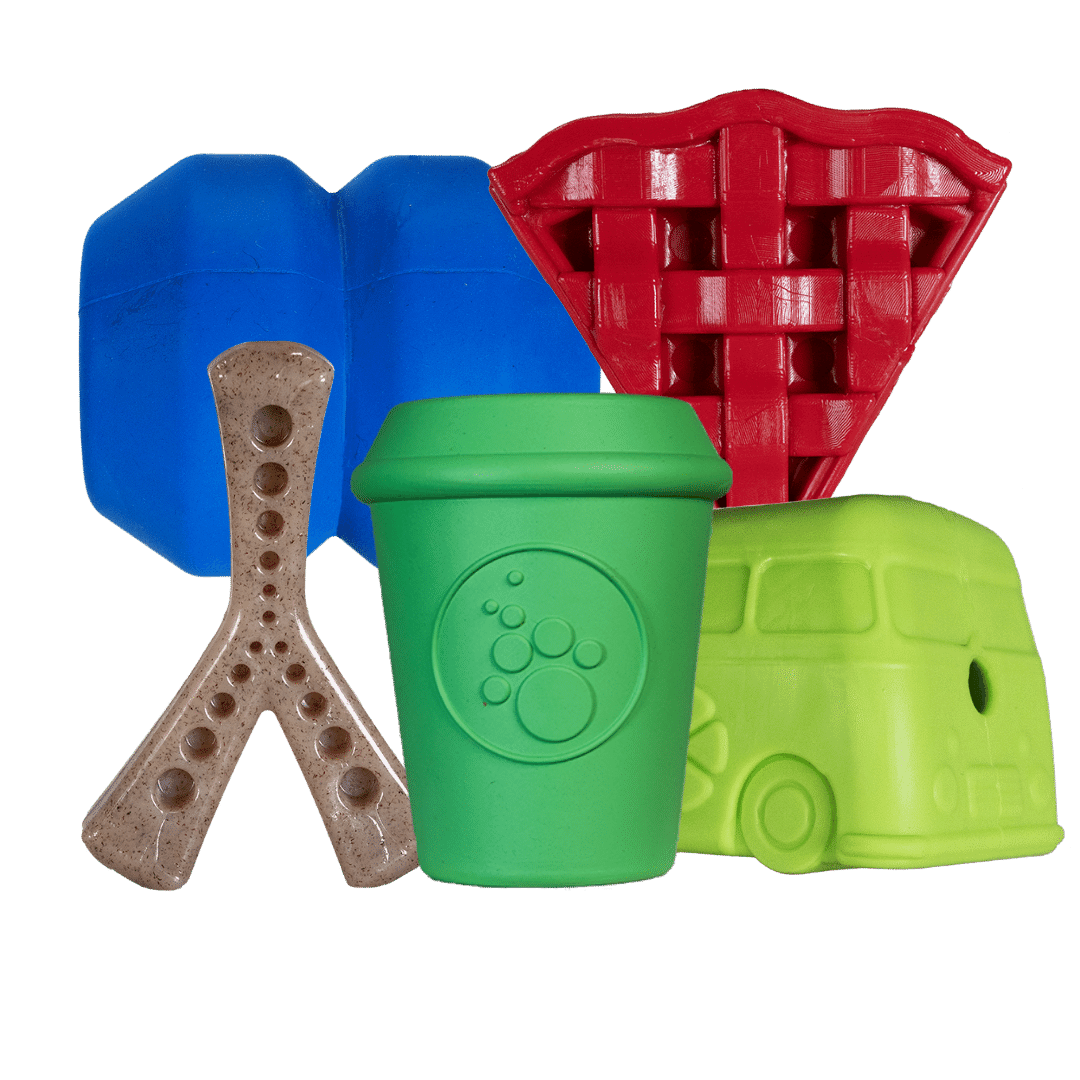 sodapup enrichment chew toy pack   Pupford