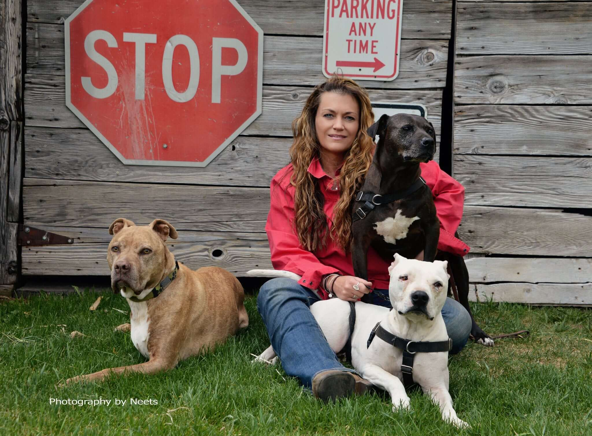 traci-madson-with-her-3-pits | Pupford