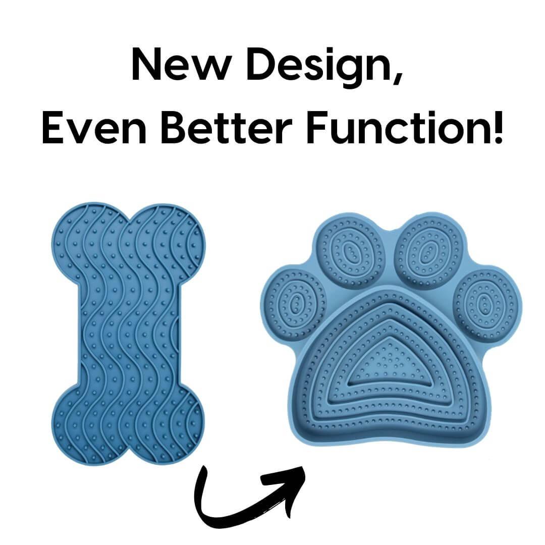 new design image for lick mat | Pupford