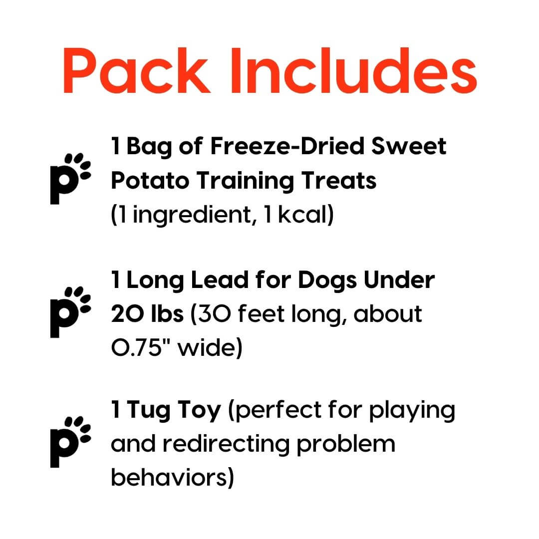 training starter pack sweet potato small lead inclusions | Pupford