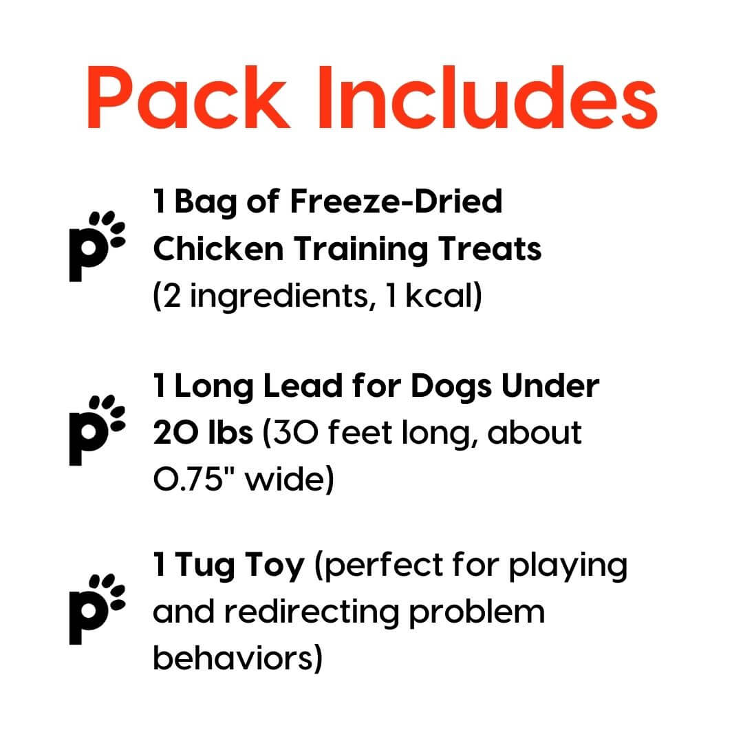 training starter pack chicken small lead inclusions | Pupford