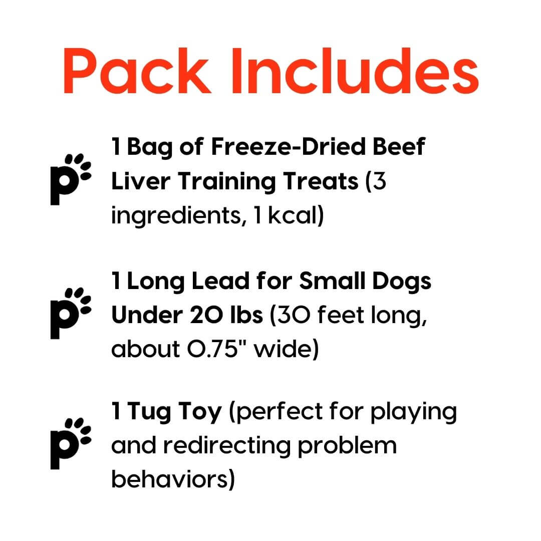 training starter pack beef liver small lead inclusions | Pupford