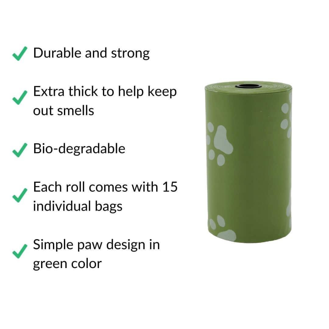 poop bag with benefits | Pupford