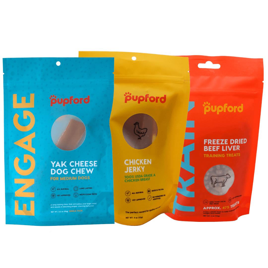 medium dog new favorites pack | Pupford