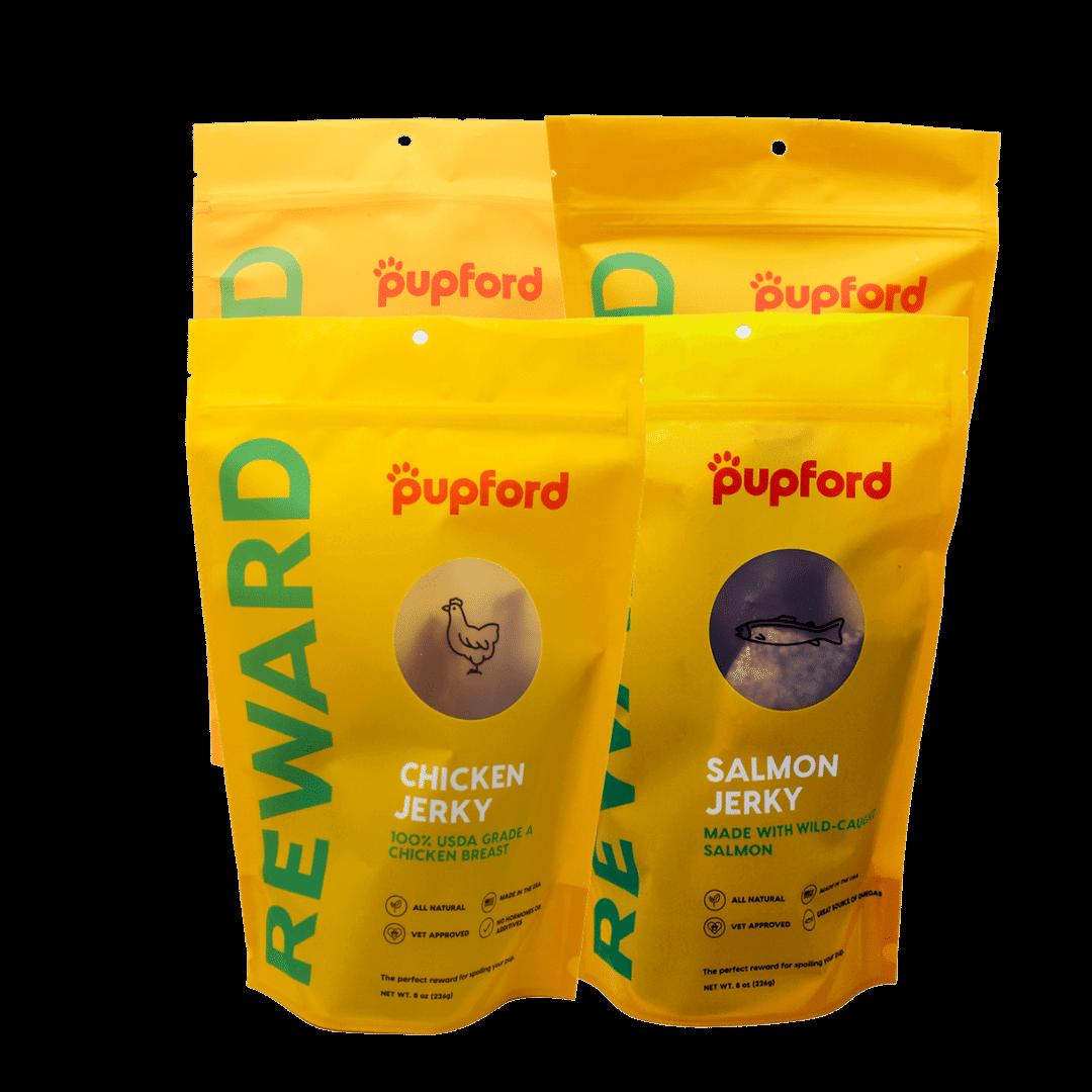 reward quad pack 8oz | Pupford