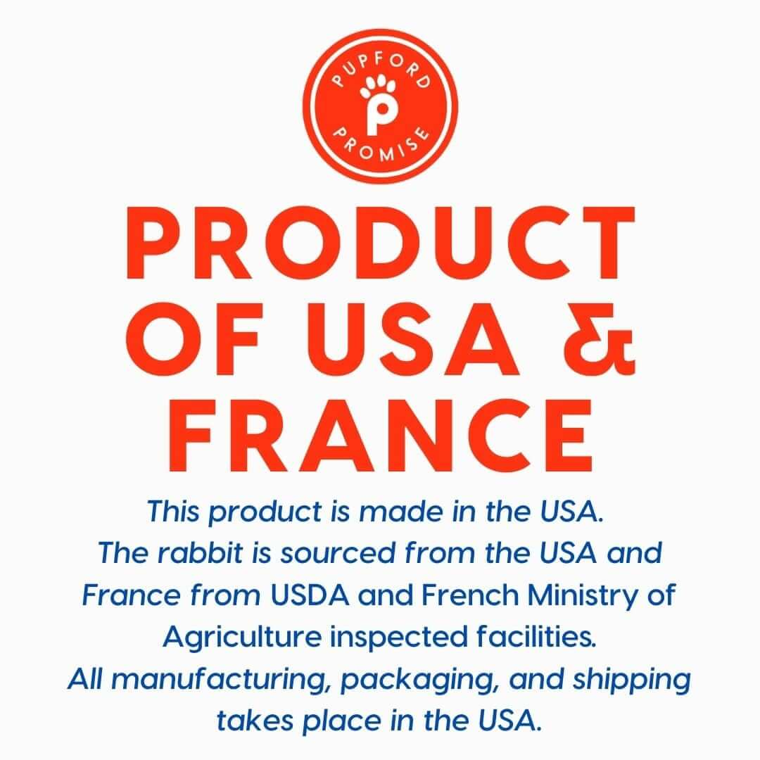 product of usa and france | Pupford