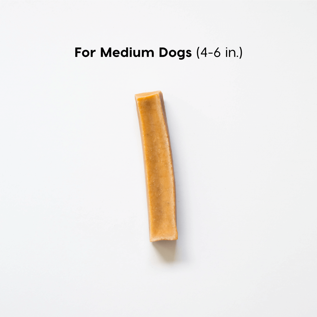 single medium himalayan dog chew | Pupford