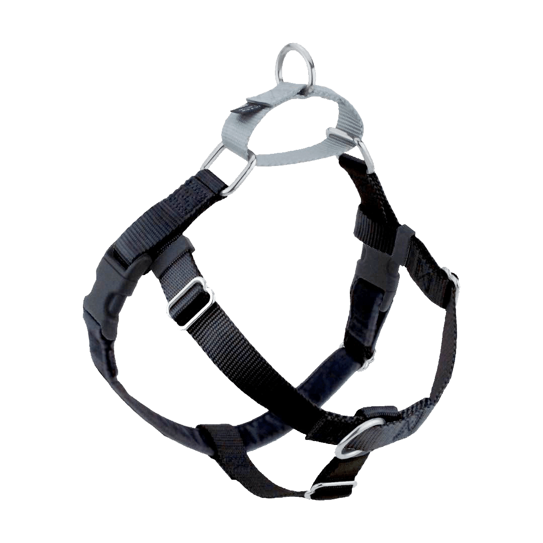 Freedom-No-Pull-Harness-Black | Pupford
