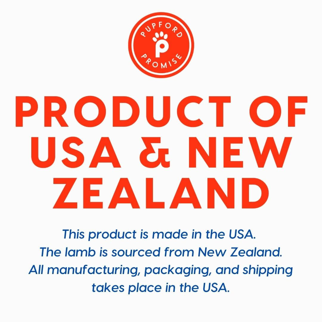 product of new zealand and usa | Pupford