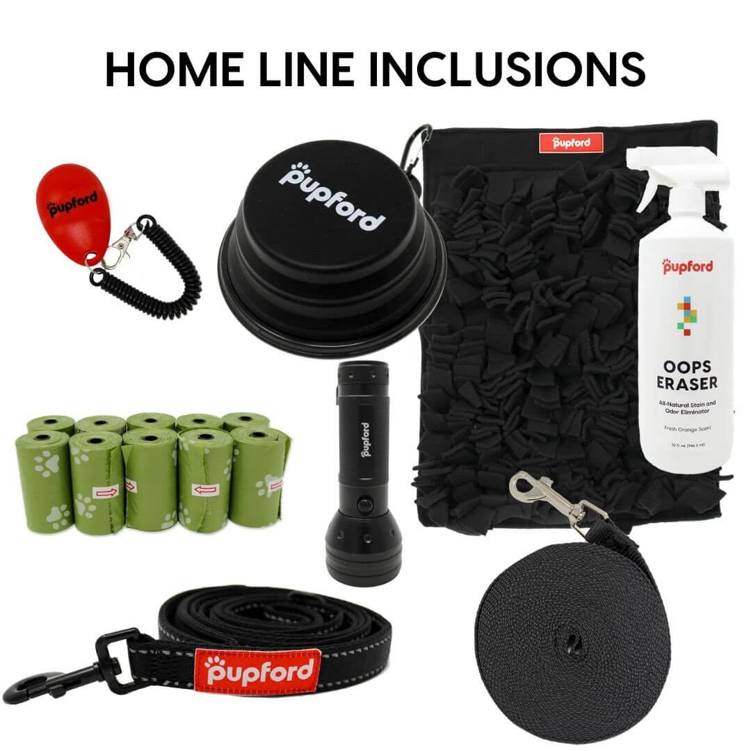 HOME in large ooe pack | Pupford