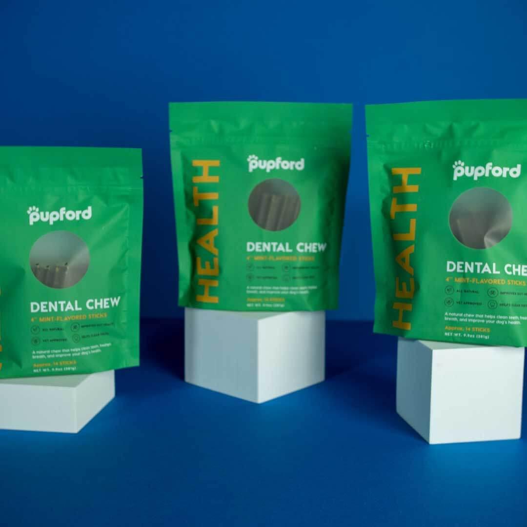 Multiple-Bags-of-Dental-Chews | Pupford