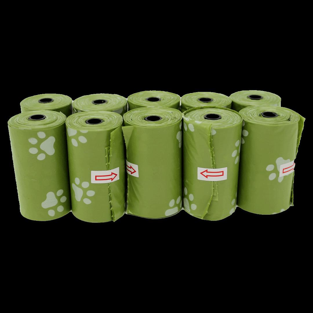 10-Pack-Poop-Bags-Front-Web | Pupford