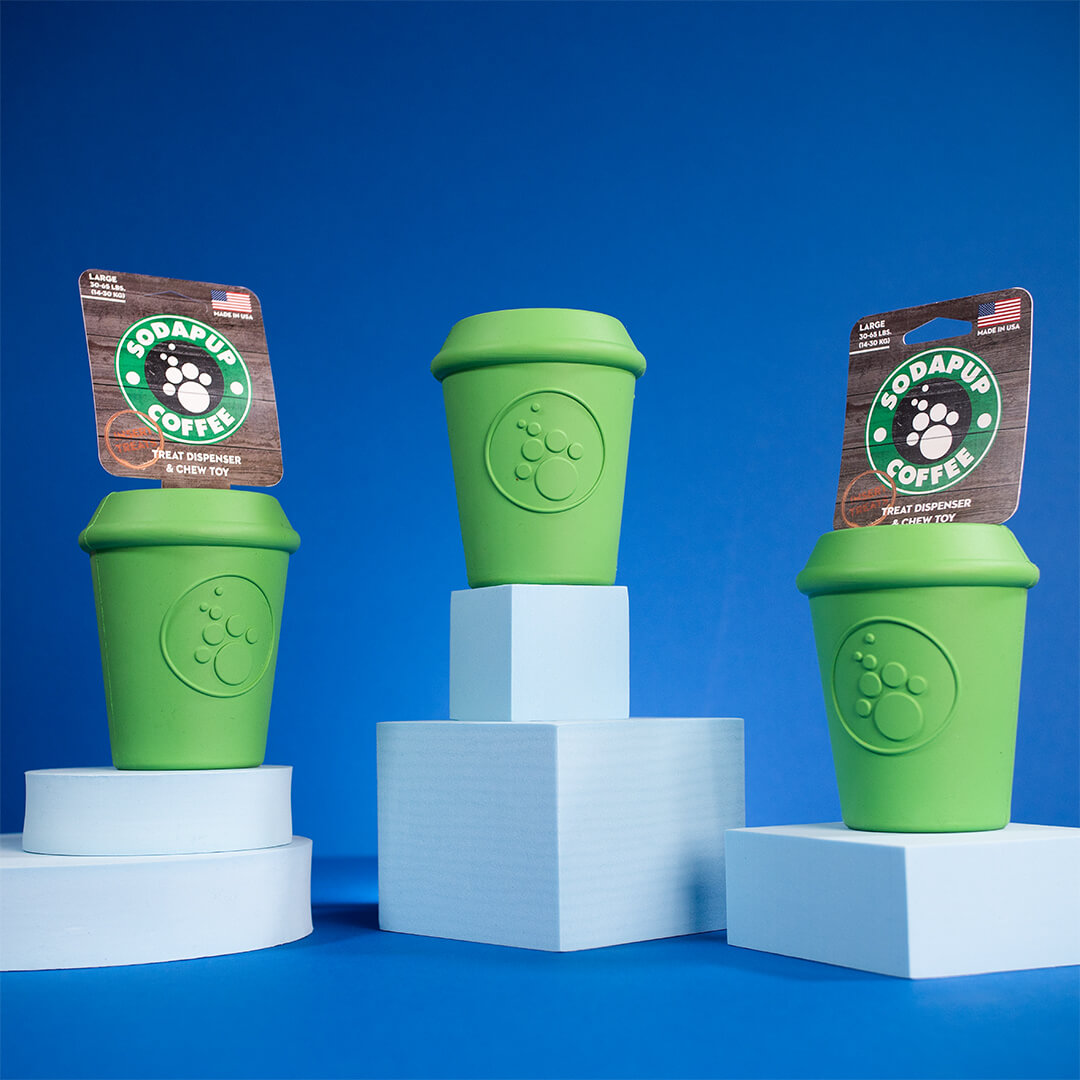 coffee cup toys | Pupford