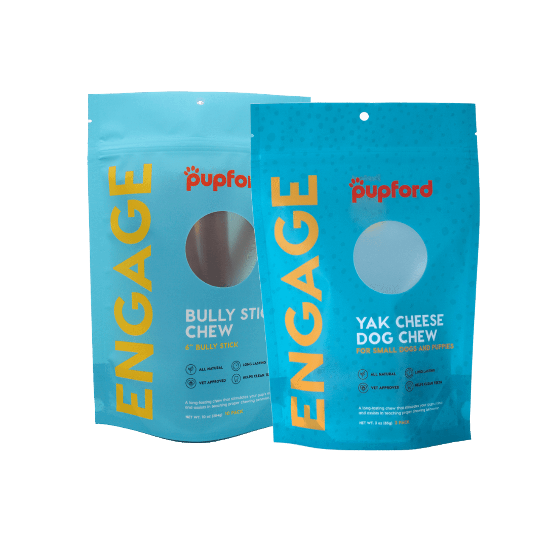 puppy and small dog tasty chew pack | Pupford