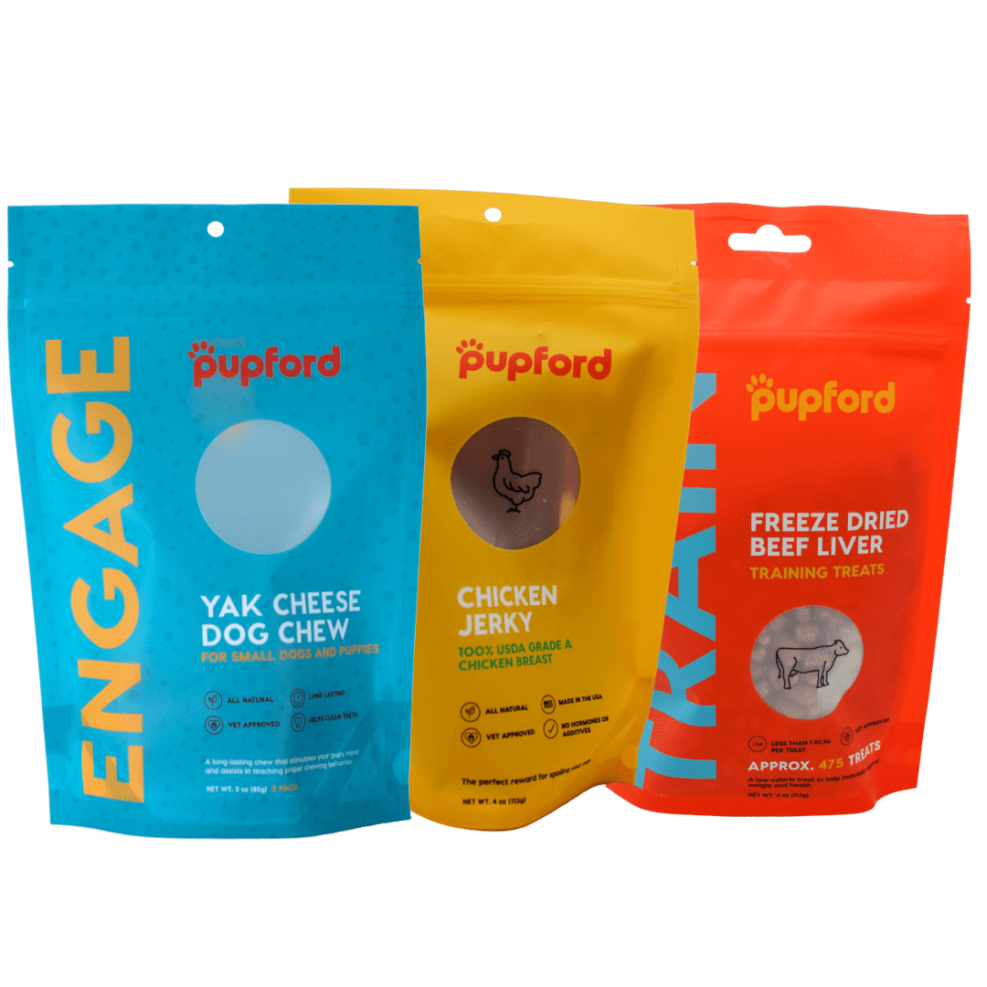 puppy and small dog new favorites pack | Pupford