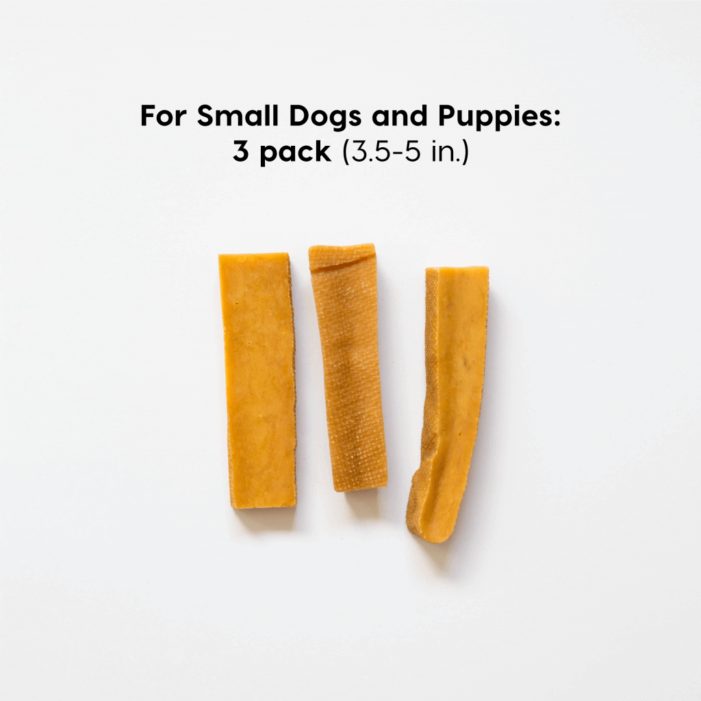 yak cheese chew for small dogs | Pupford