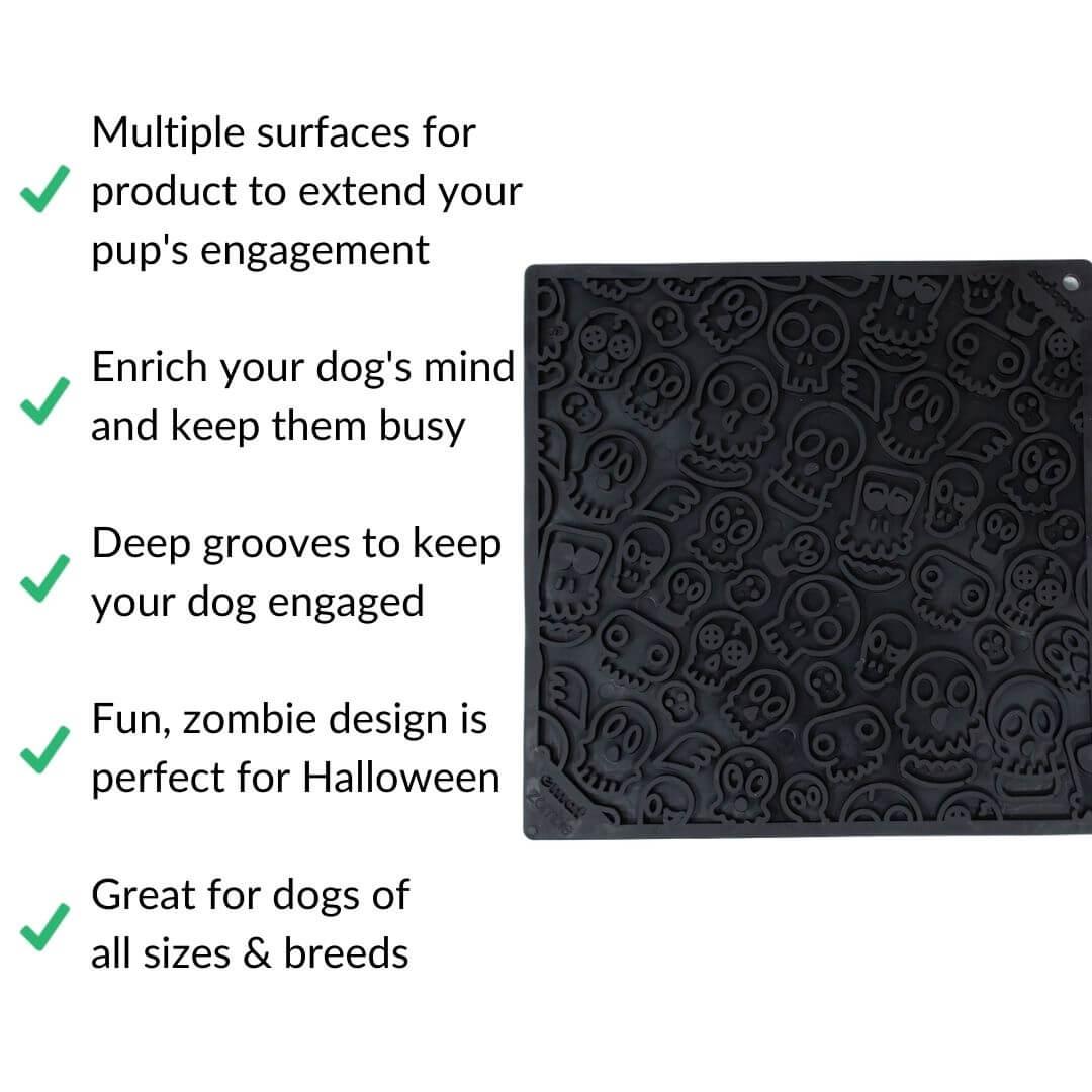 zombie lick mat benefits | Pupford