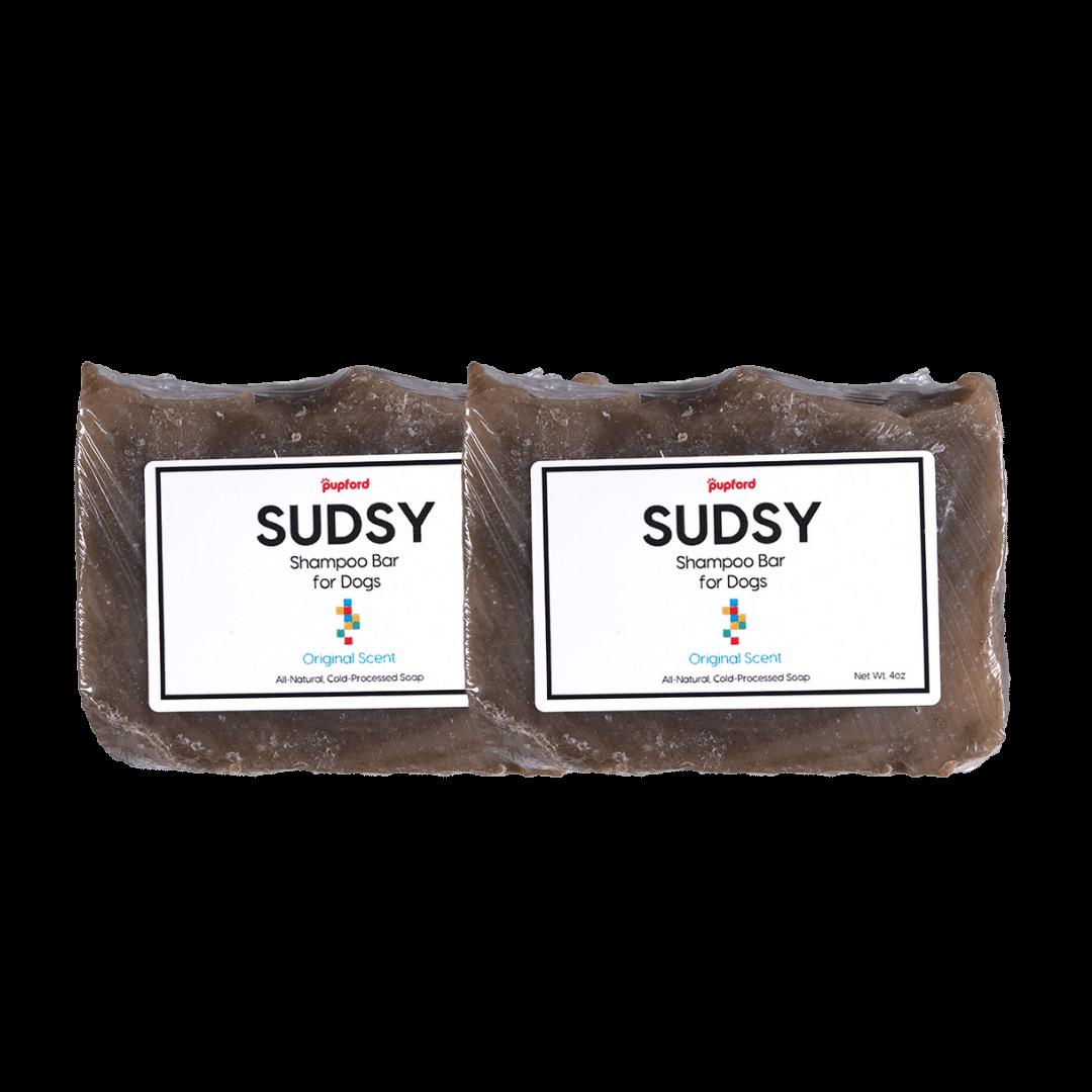 sudsy shampoo bar two bars | Pupford